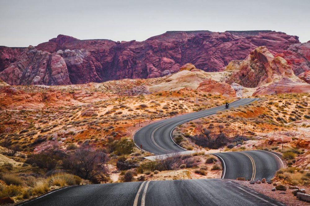 Valley of Fire State Park, Overton, United States by Jannes Glas.