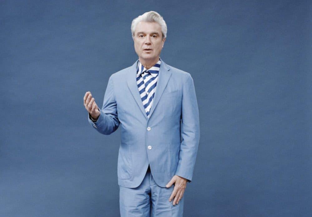 Musician David Byrne. (Courtesy Jody Rogac)