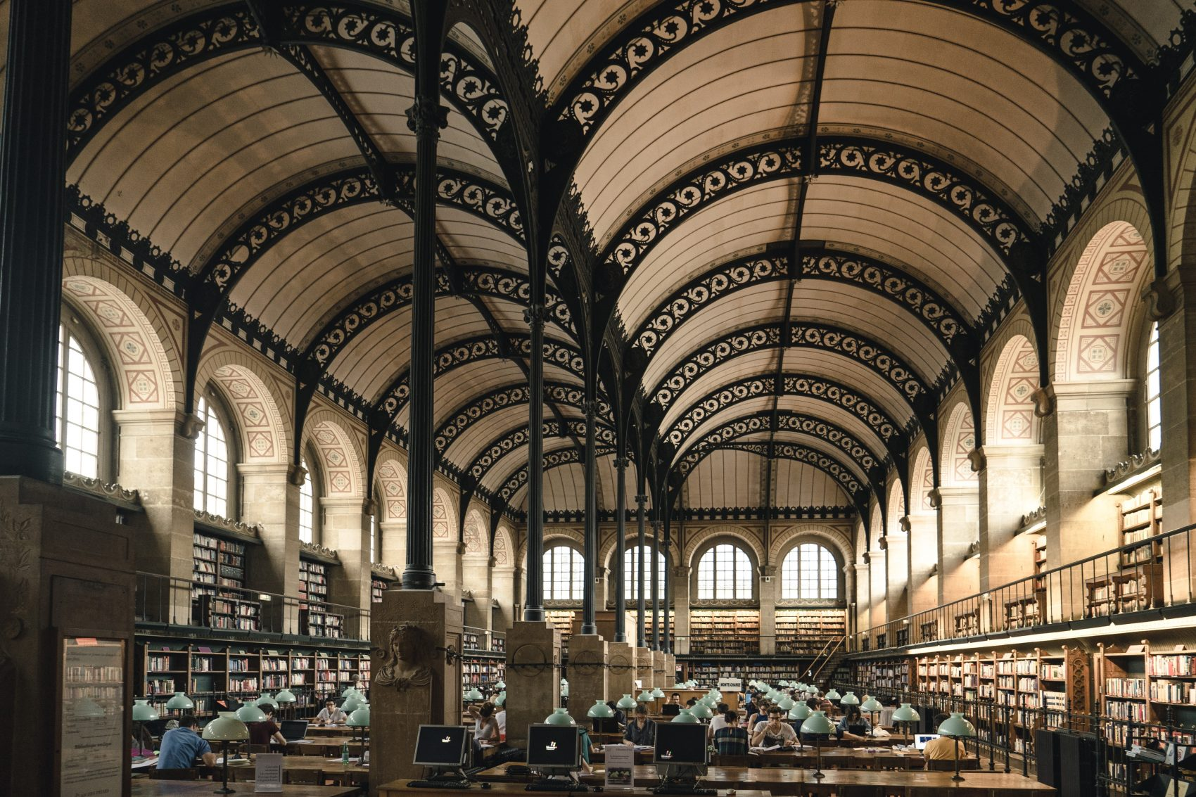 Many students enter college unsure of what they want to be when they grow up, writes Rich Barlow. Liberal arts let them explore various fields and options. (John Towner/Unsplash)