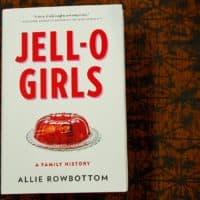 """""""Jell-O Girls,"""" by Allie Rowbottom. (Robin Lubbock/WBUR)"""
