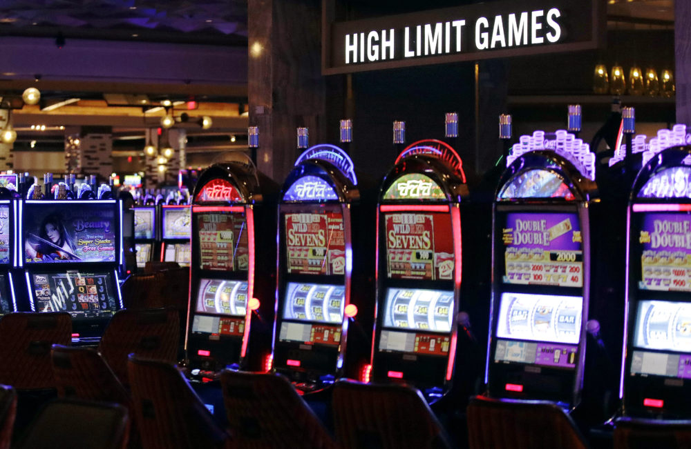 Best slots at horseshoe casino