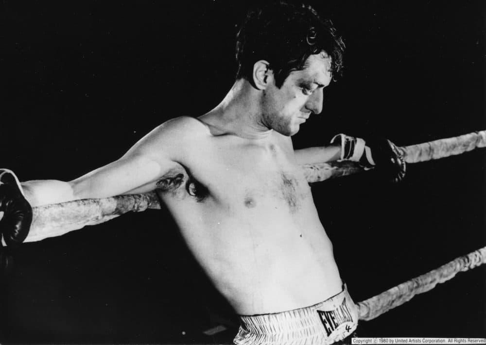 "Robert De Niro in ""Raging Bull."" (Courtesy HFA)"