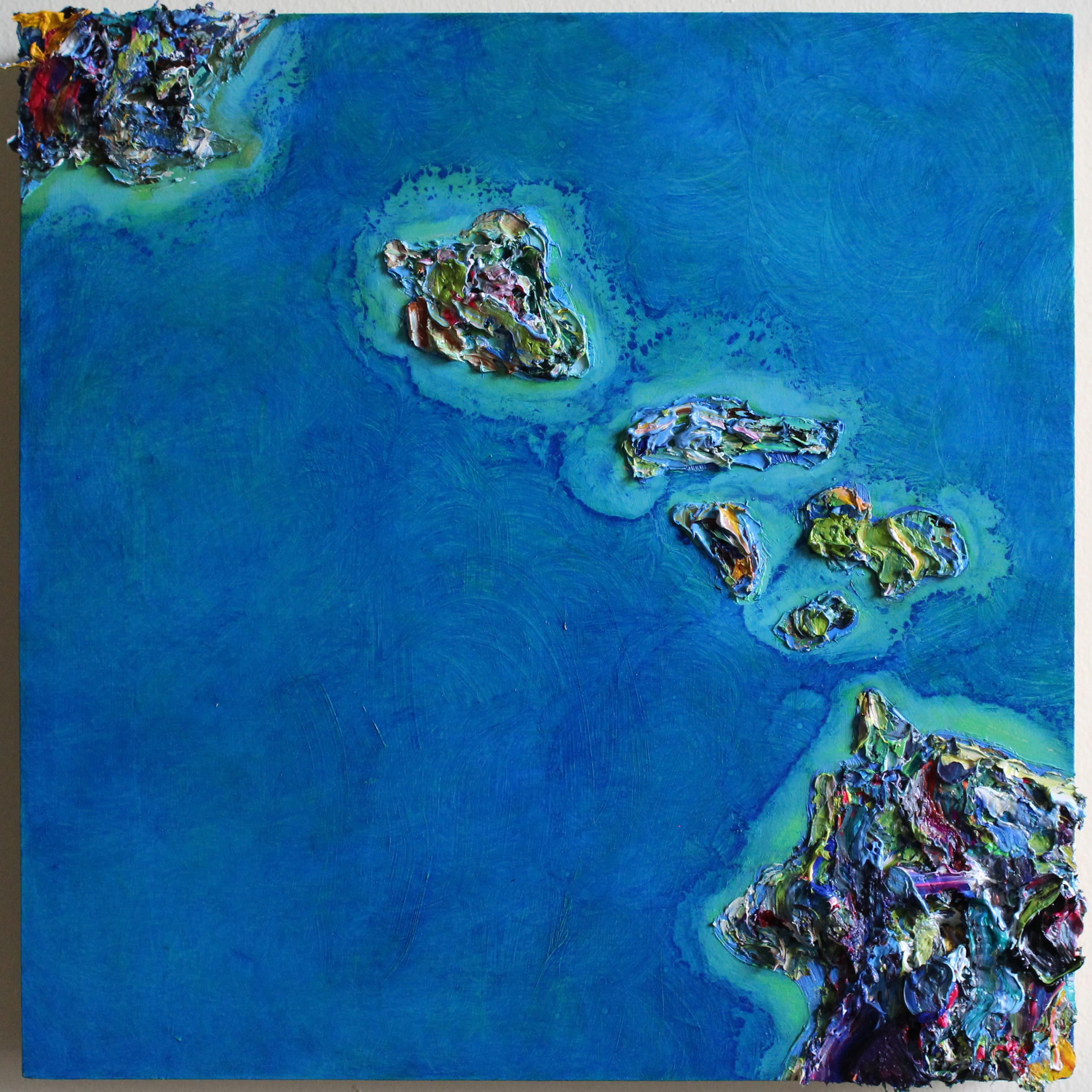"""Hawaii"" by Michael Serafino/http://mikafino.com"