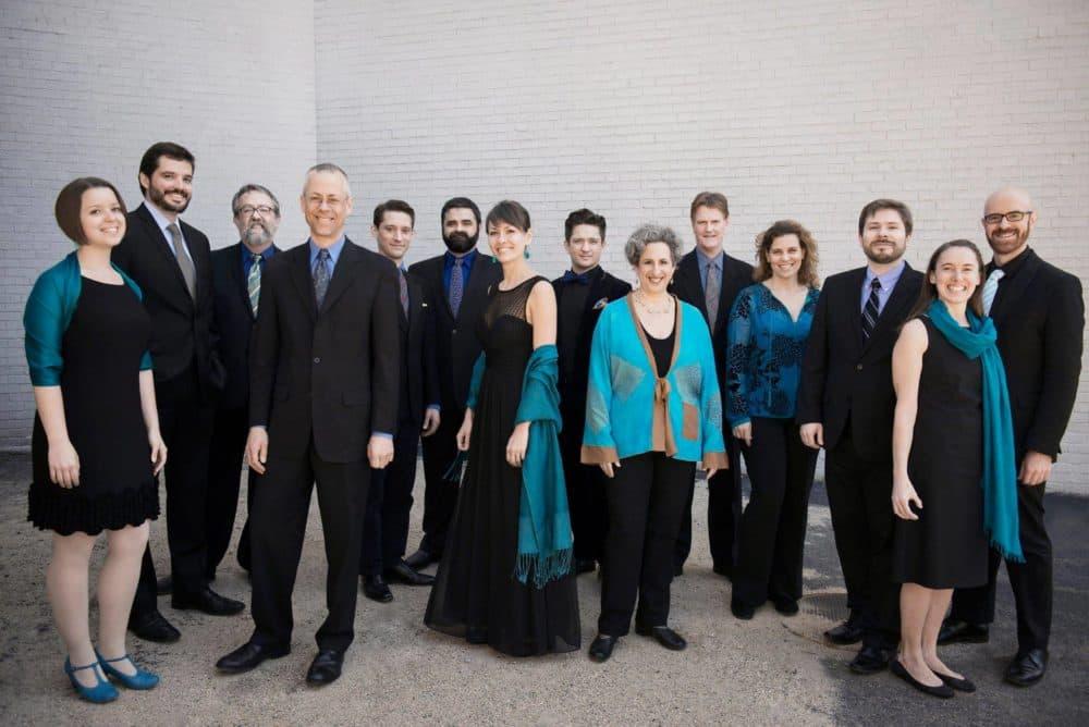 Blue Heron ensemble has won the prestigious Gramophone prize for early music. (Courtesy)