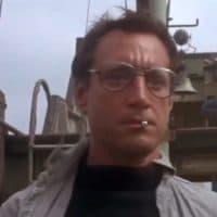 """Roy Scheider in """"Jaws."""" (YouTube)"""