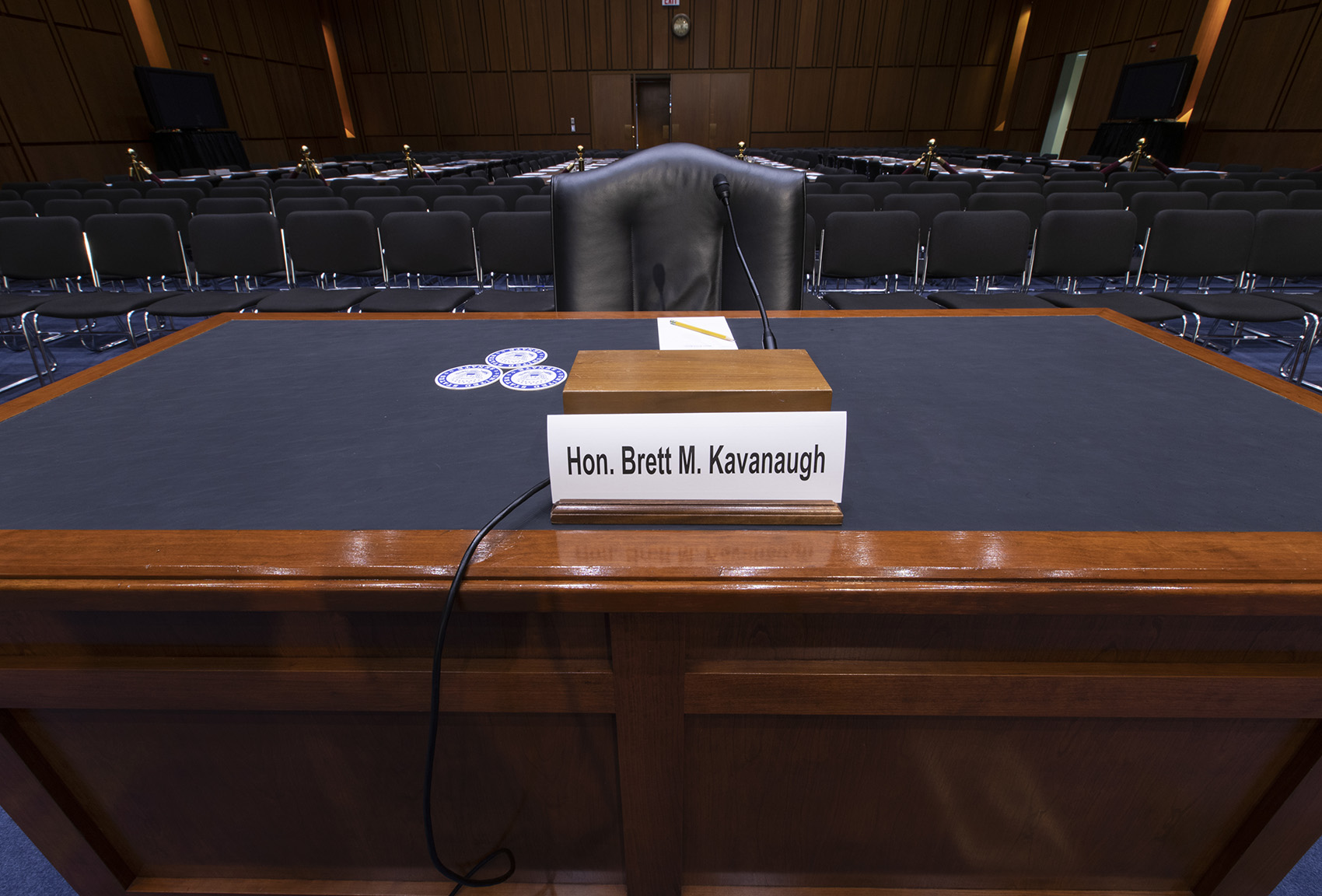 Federalist Society Member Counters Criticism Kavanaugh Would Be Politically  Motivated   Here U0026 Now