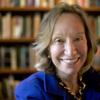 In this Oct. 7, 2013, file photo, author Doris Kearns Goodwin poses for a portrait at her home in Concord, Mass. (Steven Senne/AP)