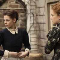 "Kristen Stewart and Chloë Sevigny in ""Lizzie."" (Courtesy Eliza Morse/Saban Films and Roadside Attractions)"