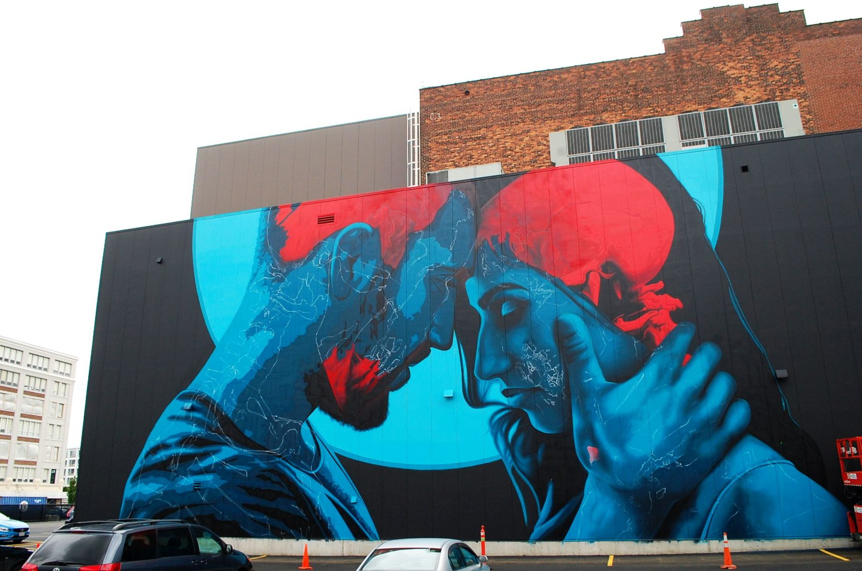 Our Favorite Street Art From Pow Wow Worcester The Artery
