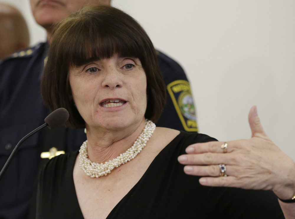 Middlesex District Attorney Marian Ryan. (Steven Senne/AP)