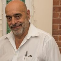 Jim Petosa will be stepping down as artistic director of New Repertory Theatre. (Courtesy Andrew Brilliant)