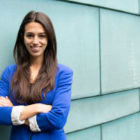 Pine Health, co-founded by Lina Colucci, is one of 13 startups selected to Harvard's new Launch Lab X business accelerator. (Courtesy of Harvard Innovation Labs)