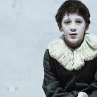 Ollie West as Hamnet (Courtesy Gianmarco Bresadola)
