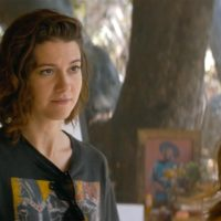 """Mary Elizabeth Winstead in """"All About Nina."""" (Courtesy)"""