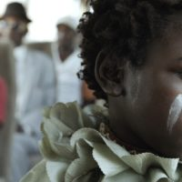 """Maggie Mulubwa in """"I Am Not A Witch."""" (Courtesy Film Movement)"""