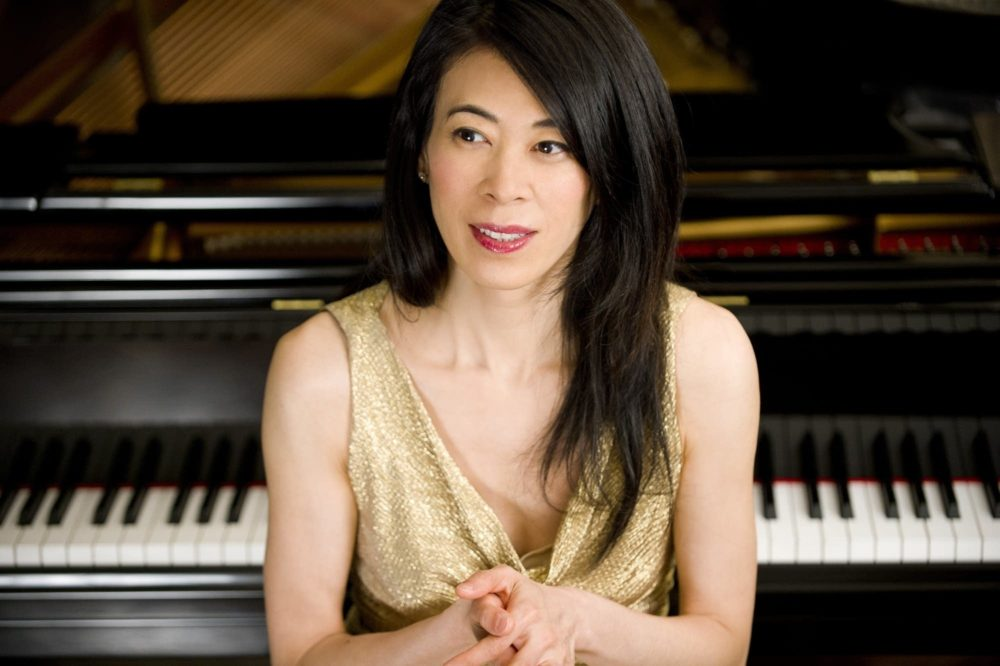 Pianist Jenny Lin. (Courtesy)