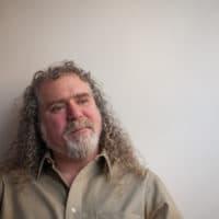 Former Gardner Museum security guard Rick Abath. (Matthew Cavanaugh for The Boston Globe)