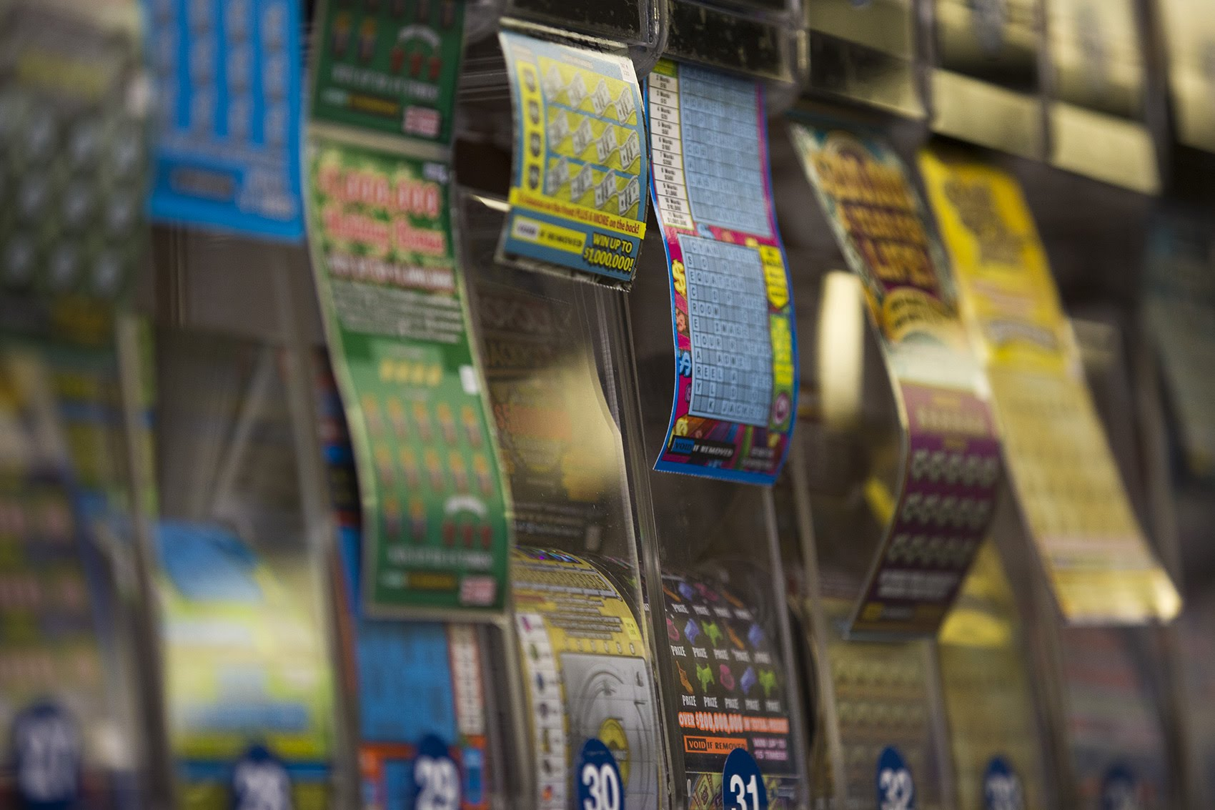 The State Lottery Has A New Rule To Stop Repeat Winners