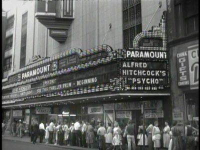 The Paramount Theatre, pictured in 1960. (Pinterest)