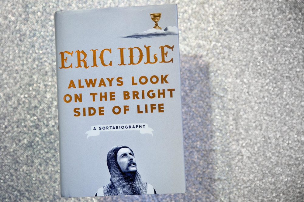 Monty Pythons Eric Idle Looks Back On The Bright Side Of A Life