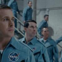 "Ryan Gosling in ""First Man."" (Courtesy Universal)"