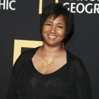 Mae Jemison, the first African-American woman to go to space, pictured at a National Geographic event in New York in March 2018. (Andy Kropa/Invision/AP)