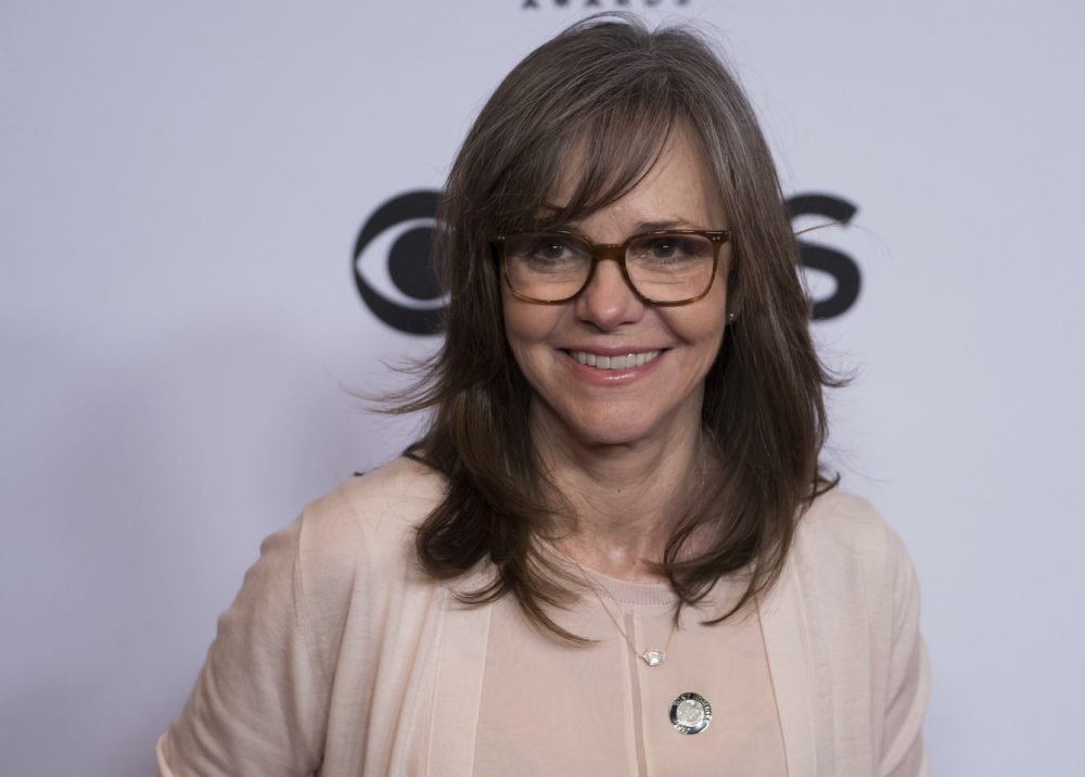 Sally Field in New York in 2017. (Charles Sykes/Invision/AP)