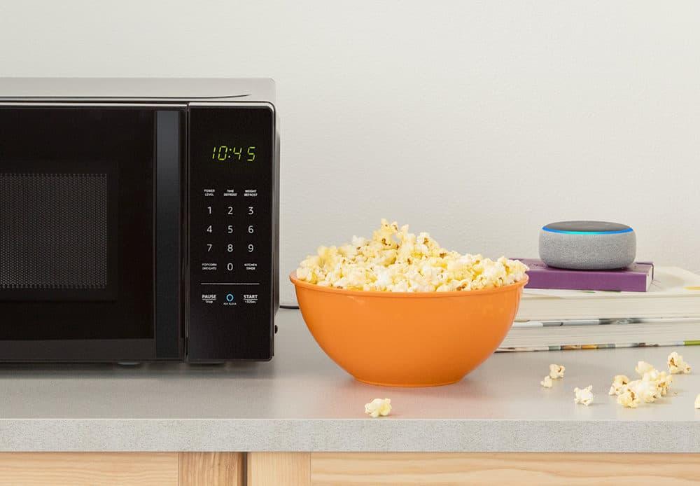 Alexa Pop My Popcorn Smart Microwave Heats Up Internet Of Things Debate