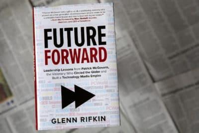 """Future Forward,"" by Glenn Rifkin. (Robin Lubbock/WBUR)"