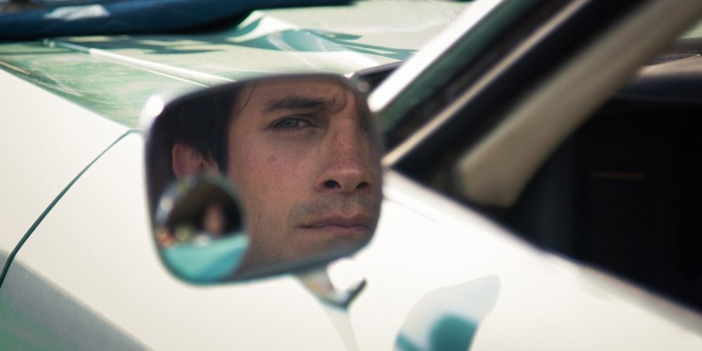 "Gael García Bernal as Juan in ""Museo."" (Courtesy)"