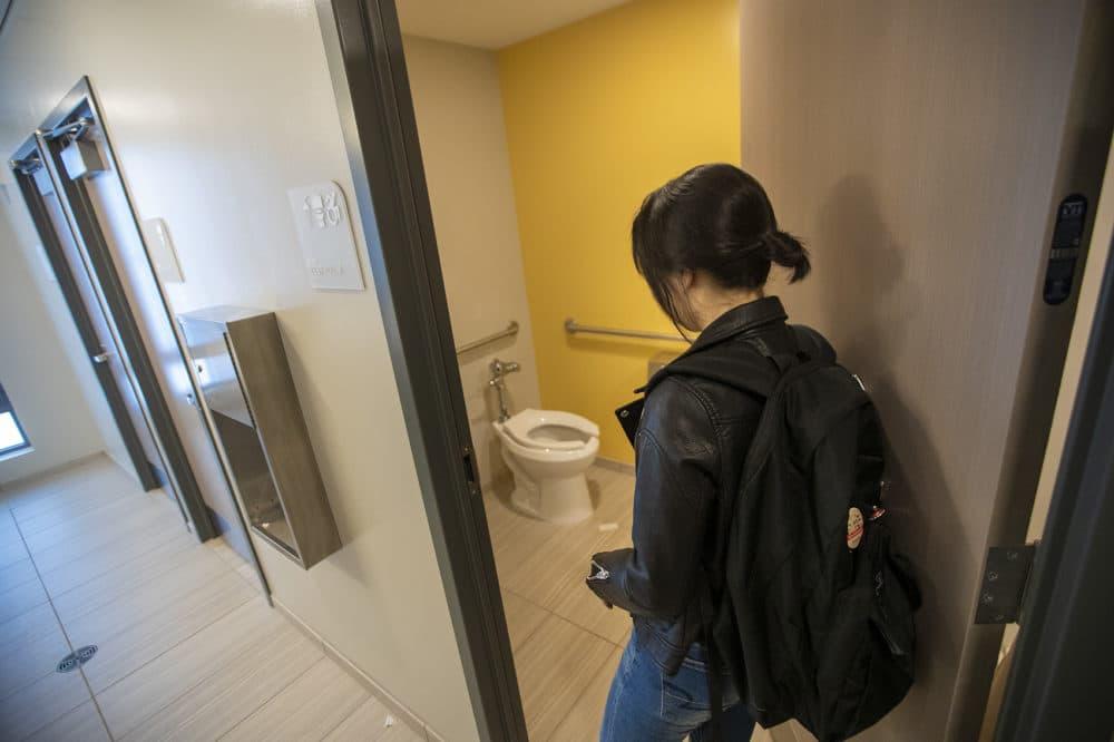 Politics Aside, New Bathroom Designs Move The Boundaries