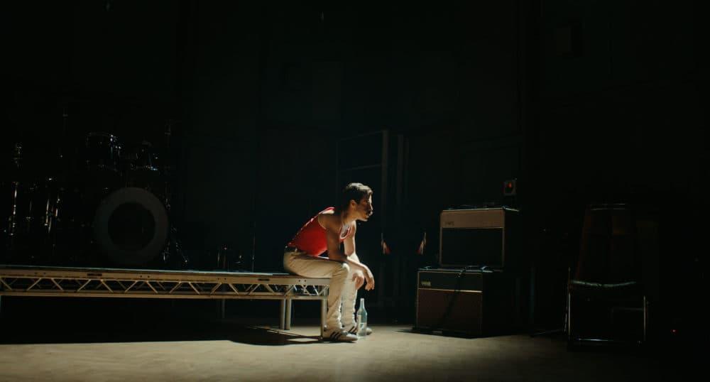 """Rami Malek as Freddie Mercury in """"Bohemian Rhapsody."""" (Courtesy 20th Century Fox)"""