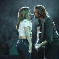 "Lady Gaga and Bradley Cooper star in ""A Star Is Born"" (Courtesy Warner Bros. Ent.)"
