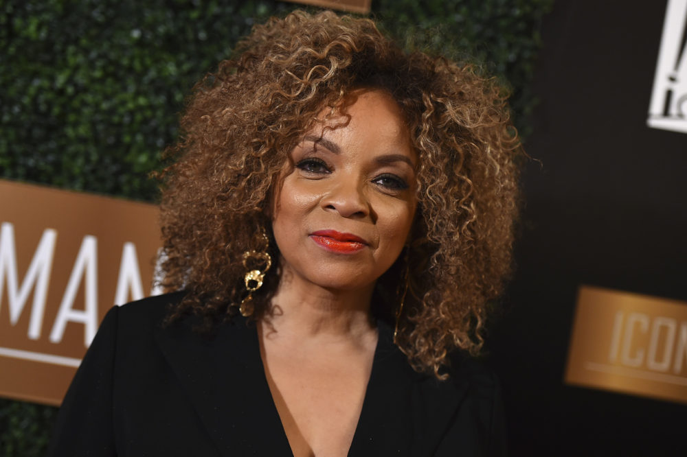 Ruth E. Carter arrives at the 6th Annual ICON MANN Pre-Oscar Dinner on Feb. 27, 2018 in Beverly Hills, Calif. (Photo by Jordan Strauss/Invision/AP)