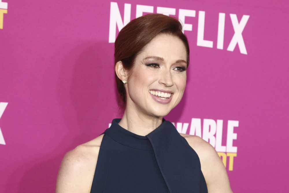 "Ellie Kemper attends Netflix's ""Unbreakable Kimmy Schmidt"" #NetflixFYSEE For Your Consideration event at the DGA Theater on Sunday, June 3, 2018, in New York. (Photo by Andy Kropa/Invision/AP)"