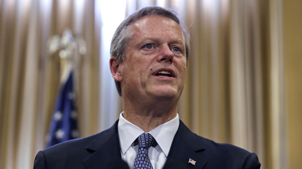 Transcript: Gov  Baker's Inaugural Address For His 2nd Term