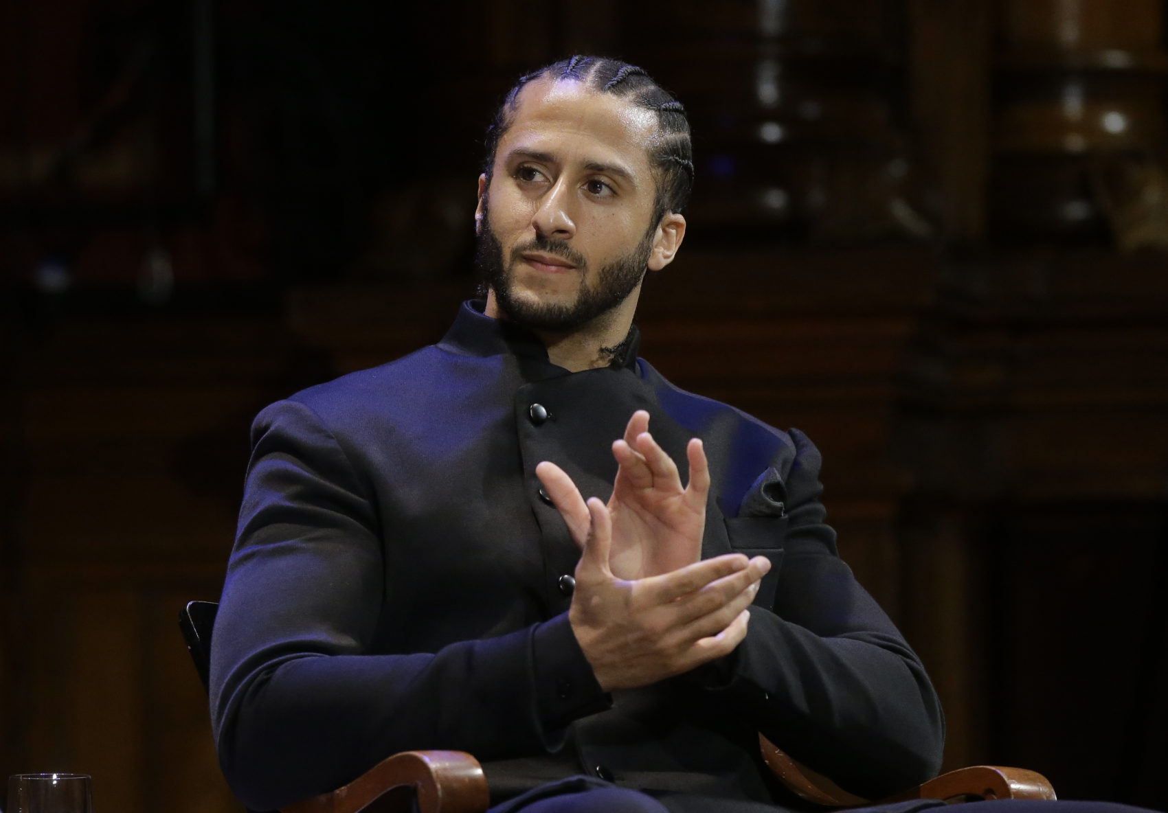 Kaepernick, Chappelle get Harvard black culture award