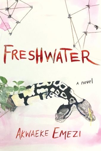 """Freshwater"" cover. (Courtesy)"