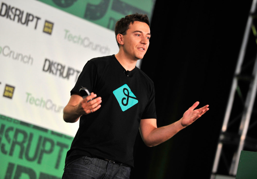 Sam Zaid of Getaround attends TechCrunch Disrupt at Pier 94 on May 24, 2011 in New York City.  (Joe Corrigan/Getty Images for AOL)