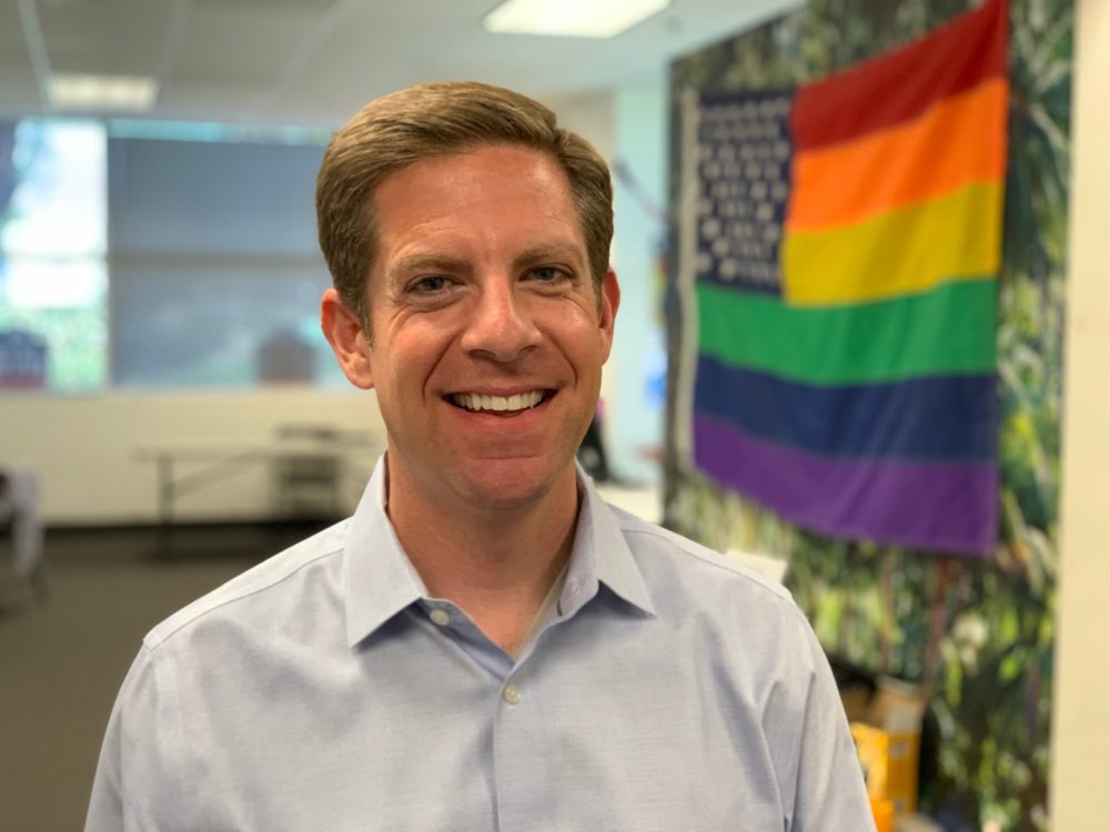 Democrat Mike Levin is running against Republican Diane Harkey for the House seat left vacant by GOP Rep. Darrell Issa.