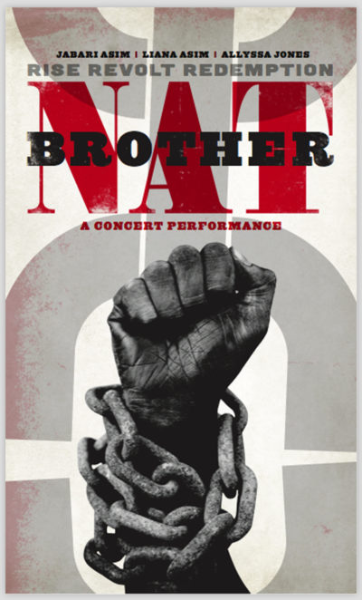 """The poster for """"Brother Nat."""" (Courtesy)"""