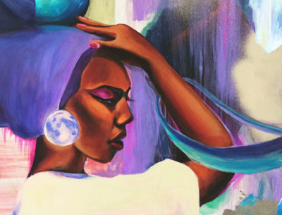 "Mattaya Fitts' ""Untitled 1"" will be on view at the Dorchester Art Project. (Courtesy of the artist)"