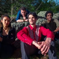 Cambridge-based band Billy Wylder. (Courtesy Nate Wieselquist)