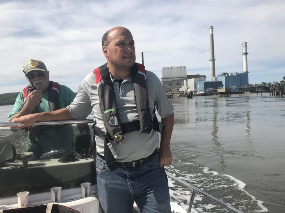Maine Aquaculture Projects Dredge Up Memories Of Polluted