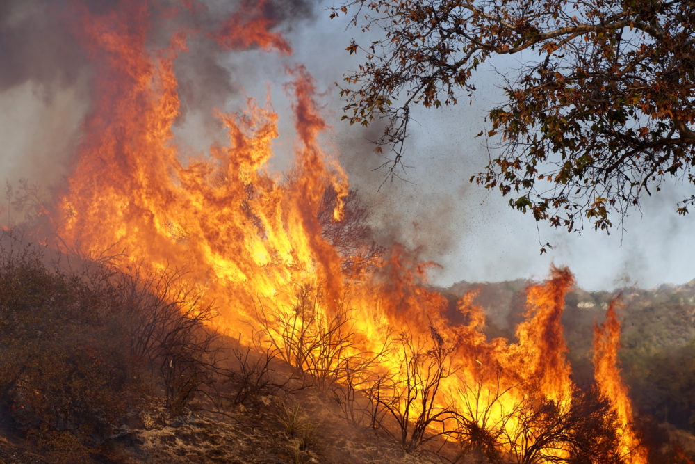 Climate Change Is Fueling California's Wildfires ...