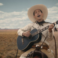 """Tim Blake Nelson as Buster Scruggs in """"The Ballad of Buster Scruggs."""" (Courtesy Netflix)"""