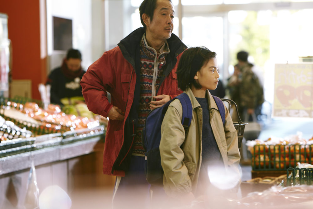 "Lily Franky and Jyo Kairi in ""Shoplifters."" (Courtesy Magnolia Pictures)"