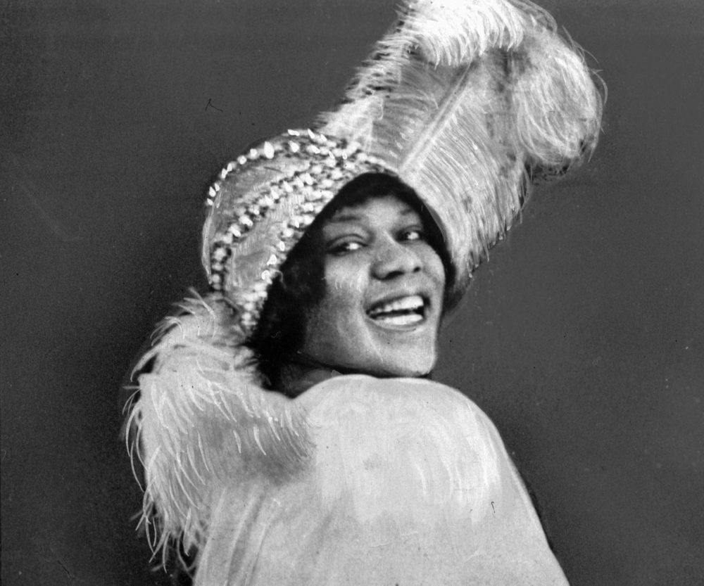 A 1924 photo of blues singer Bessie Smith. (AP)