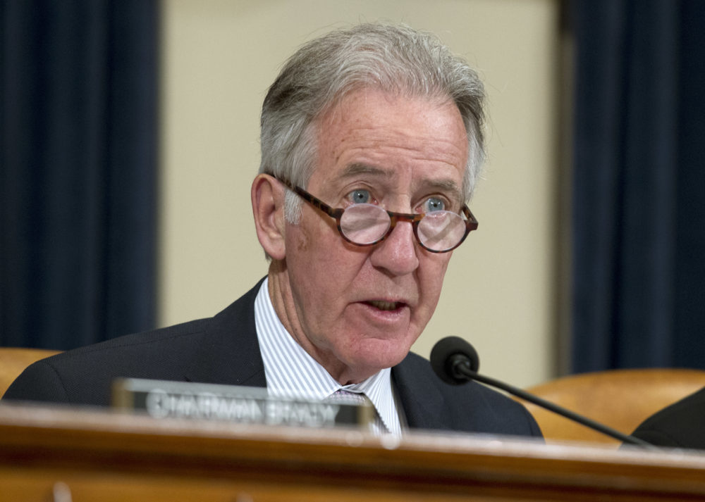 House Ways and Means Committee Ranking Member Rep. Richard Neal (Jose Luis Magana/AP)