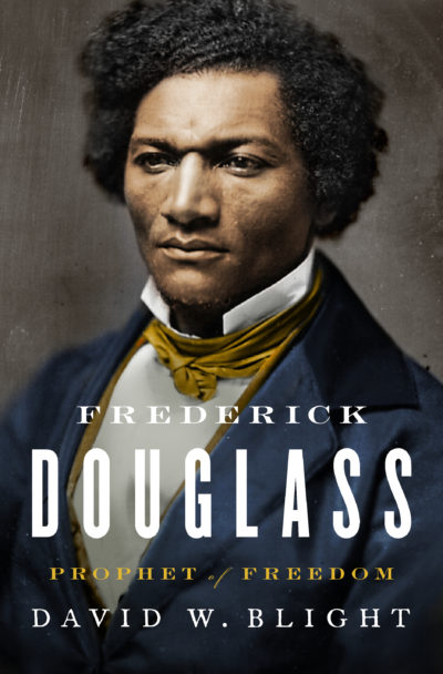 A new biography by David Blight sheds light on the lesser-known corners of Frederick Douglass' life. (Courtesy of Simon and Schuster)